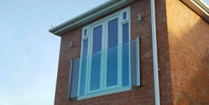 Juliet Glass Balcony