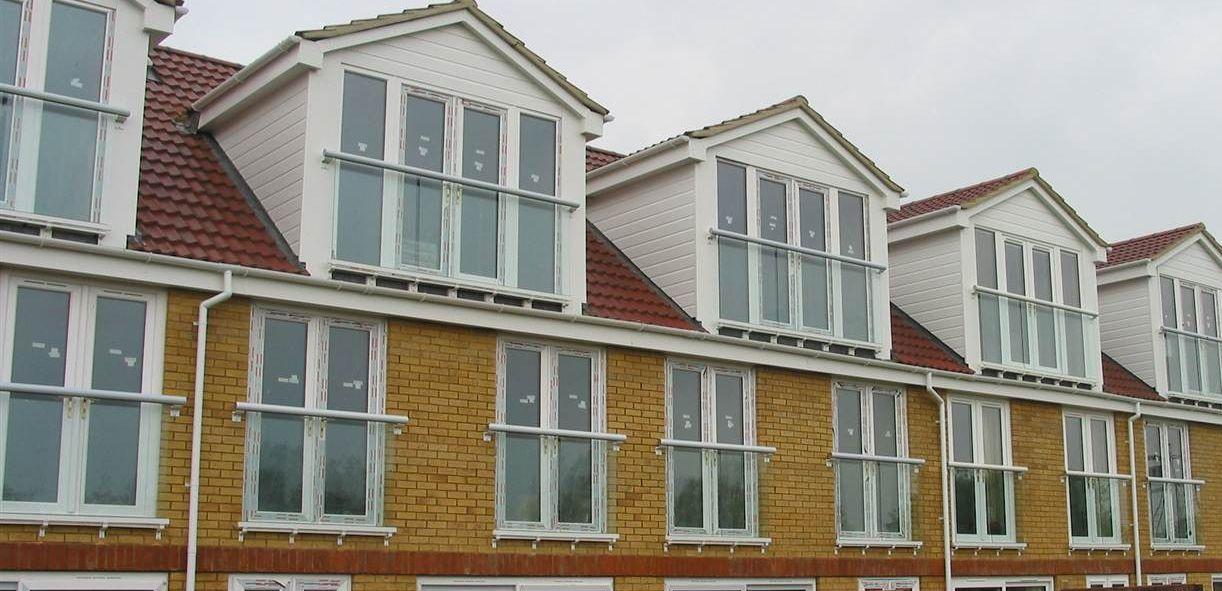 Juliet balconies project