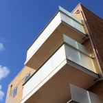 Frosted Glass Balustrades