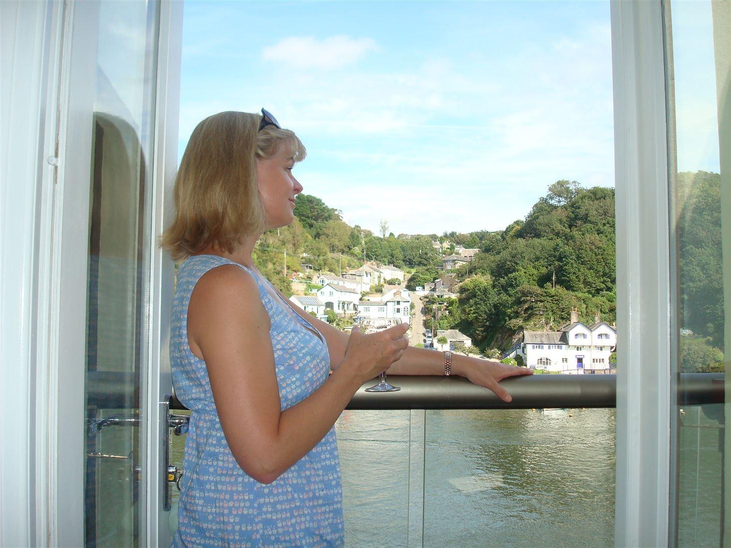 Bedroom Juliet Balcony