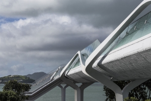auckland glass bridge