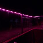 Christmas Lights on Blaustrade