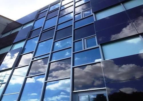 Photovoltaic Glass Balustrade