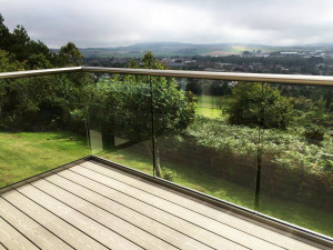 Hybrid balcony