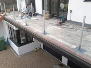 Waterproofing Balcony Structure