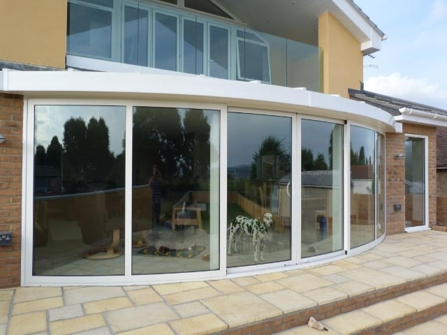 Curved Sliding Doors