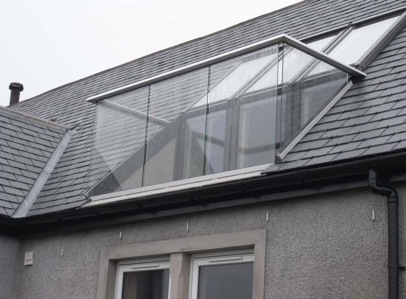 Loft Balcony Conversion