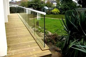 Structural Glass Balustrades Project