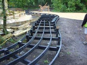 Composite Decking Subframe
