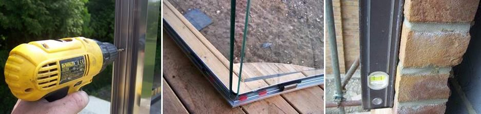Glass Balustrade Fixing