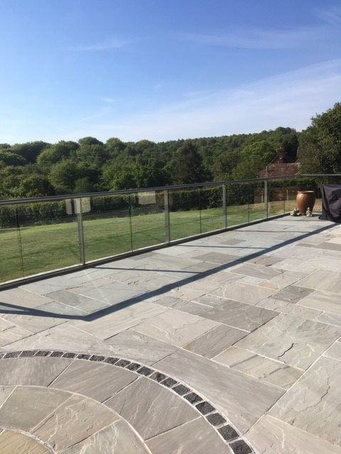 Glass Balustrades in East Sussex