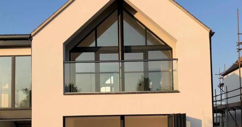 Glass Balustrades in Staffordshire