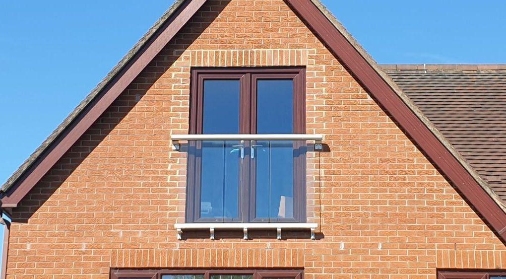 Juliet Balcony in Staffordshire