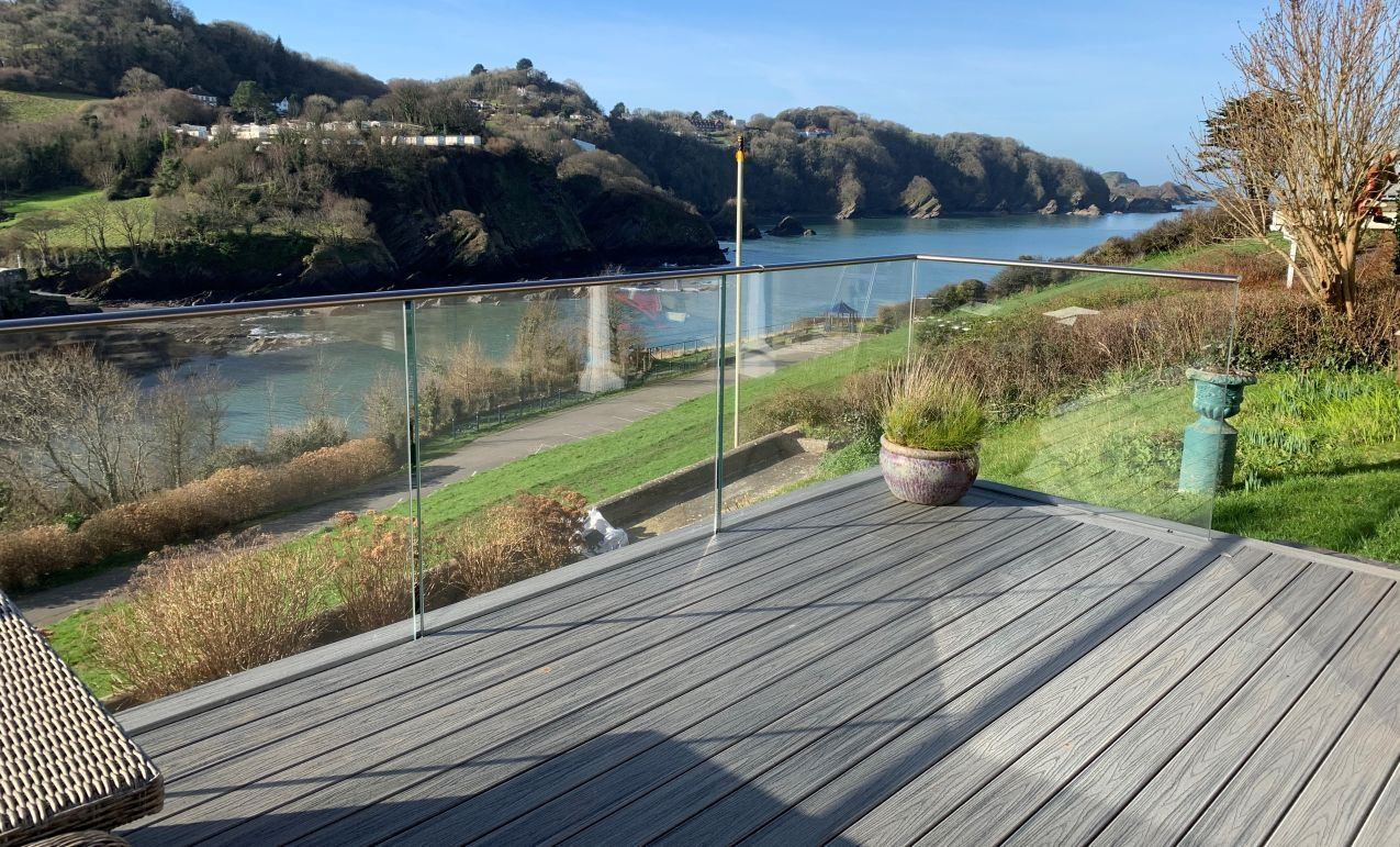 Glass Balustrade Capping