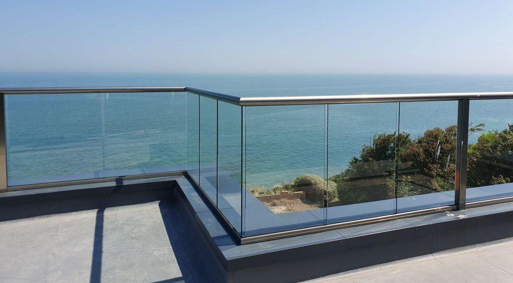 Orbit Glass Balustrades in Kent