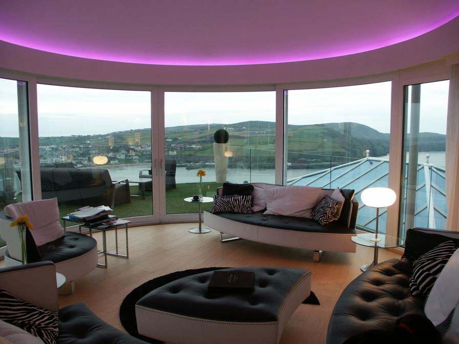 Curved Glass - Isle of Man