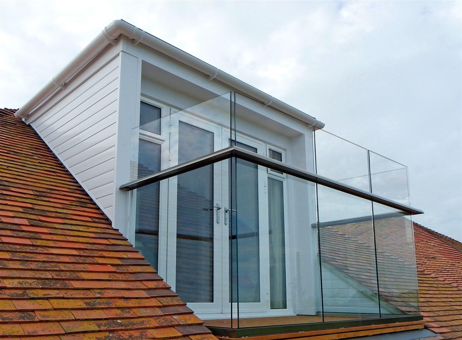 Glass Patio Railings | Patio Glass Balustrades - Glass ...