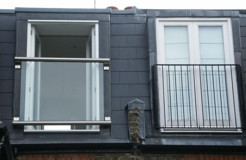 Balconies For Loft Conversions Glass Balustrades
